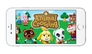 Nintendo kündigt Spielehit Animal Crossing für iPhone an