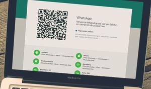 WhatsApp für Mac und Windows-PC ist da