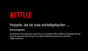 Netflix-Roaming in Europa kommt