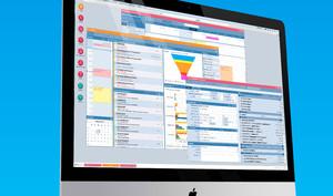 Topix:8 - Das Allround-ERP-System, auch für den Mac