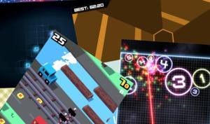 5 handverlesene iPhone-Spiele für alle Highscore-Jäger