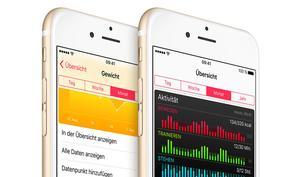 So zeigt dir die Health-App deine Gesundheitsdaten an