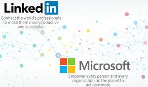 Microsoft schnappt sich LinkedIn für 26 Milliarden US-Dollar