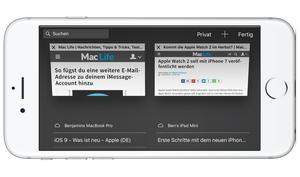 So schließt du deine Mac-Safari-Tabs am iPhone