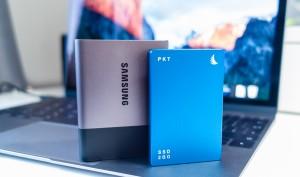 Test: Angelbird SSD2GO PKT und Samsung T3im Vergleich