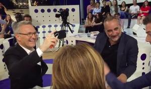 TV-Talkshow nach Ausfall der Kameras mit iPhones gedreht