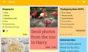 Google Keep ordnet eure Notizen automatisch in Kategorien