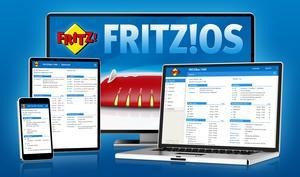 Das ist das neueste Betriebssystem für die Fritz!Box