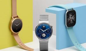 Apple Watch bekommt Konkurrenz von Google mit Nexus-Smartwatches