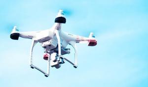 Drohnen sollen LTE-Verbindungen verbessern