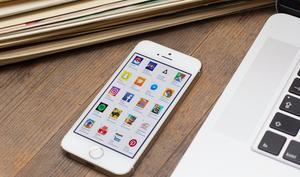 iOS App Store dominiert alle anderen App Stores