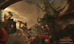 Total War: Warhammer kommt für den Mac