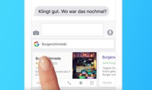 Google macht das iPhone noch besser – Gboard-Tastatur ist da