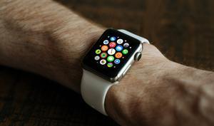 Uhrarmband der Apple Watch mit taktilem Feedback