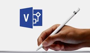 Microsoft Visio für das iPad