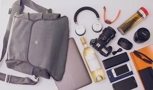 Gut geschützt unterwegs: Taschen und Hüllen für Mac, iPhone, iPad und Co.