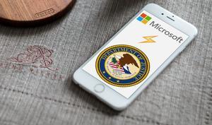 Apple hilft Microsoft im Kampf gegen die Justiz