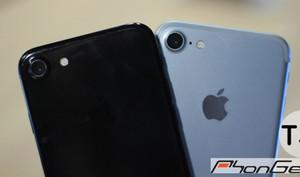 iPhone 7: Bilder vom schwarzen Modell und wasserdichtem SIM-Schacht