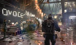 Deus Ex: Mankind Divided für Mac und Linux angekündigt