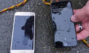 iPhone 7 unter Wasser: Apple hält mehr als es verspricht