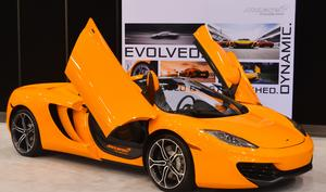 McLaren dementiert Apple-Übernahmegerüchte