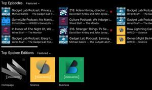 Spoken Editions: Apple will iTunes zum Nachrichtensender machen