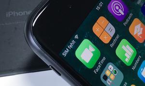 iPhone 7 in Diamantschwarz überlebt neun Tage als Ausstellungsstück