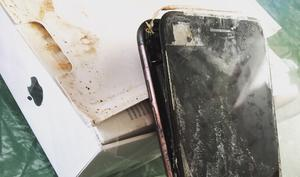 iPhone 7 explodiert
