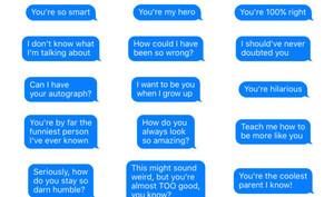 Phoneys: Apple versteht bei Stickern für iOS 10 keinen Spaß