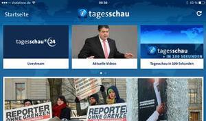 """Gericht urteilt im Streit über """"Tagesschau""""-App"""