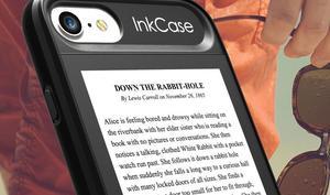 So statten Sie das iPhone 7 mit einem E-Ink-Display aus