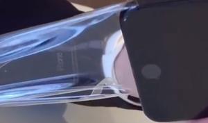 Aufkleber ziehen dem iPhone 7 den Namen ab