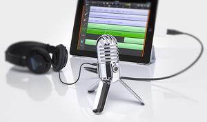 Schnäppchen: Schickes Podcast-Mikrofon zum halben Preis