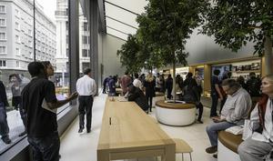 Angela Ahrendts: Apple Stores werden zügig umgestaltet