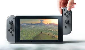 Nintendo NX ist Nintendo Switch: Handheld mit Basisstation präsentiert