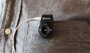Griffin iTrip Clip rüstet Bluetooth bei Kopfhörern nach