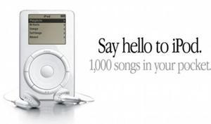 Der iPod wird 15 Jahre alt