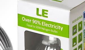 Energiesparen einfach: 10er-Pack LED-Lampen (warmweiß) stark reduziert