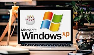 Happy Birthday: Windows XP wird 15 Jahre alt – und hoffentlich nicht älter
