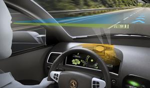 Apple will sprachgesteuertes Head-Up-Display fürs Auto bauen