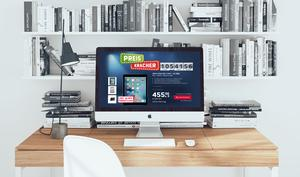 Preiskracher: iPad Air 2 Wi-Fi + 4G kurze Zeit als Schnäppchen
