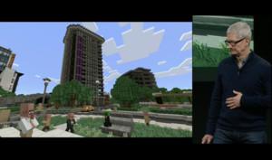 Minecraft für Apple TV 4: Zu Weihnachten kommen die Klötze auf die Glotze