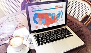 US-Präsidentschaftswahl 2016: So verfolgen Sie die Wahlnacht