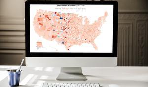 Google Trends: Das möchte die Welt über den Ausgang der US-Wahl wissen