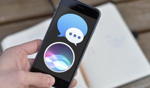 Siri könnte in iMessage-Chats als Sekretärin aushelfen