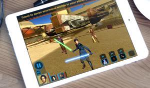 Star Wars: Knights of the Old Republic für iPhone und iPad stark reduziert