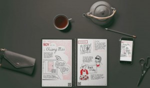 Everlast Notebook: Smartes Notizbuch