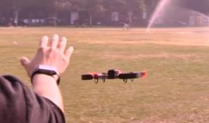 Apple Watch: Dronen steuern per Handgeste
