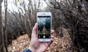 iOS 10.2: Fotos aufnehmen und vor ungewollten Zugriff schützen - ohne zusätzliche App