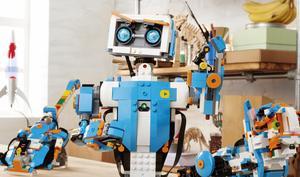 CES 2017: LEGO Boost bringt Kindern mit iPad das Programmieren bei